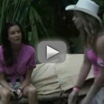 Holly Montag on 'I'm a Celebrity'