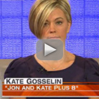 Kate Gosselin on Today