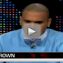 Chris Brown Larry King Preview #2