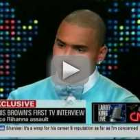Chris Brown on Larry King Live: Part III