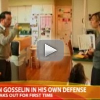 Jon Gosselin Speaks on GMA