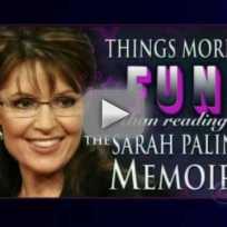 Letterman on Palin Memoir