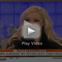 Jamie Jungers on Today Show