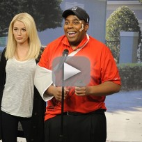 SNL Tiger Woods Skit