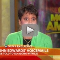 John Edwards Voicemails