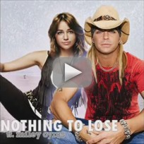 Bret Michaels & Miley Cyrus Duet - Nothing to Lose