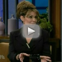 Palin on Tonight Show II