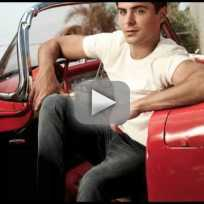 Behind the Scenes with Zac