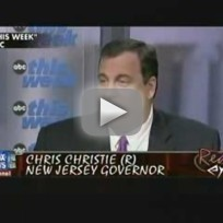 Chris Christie on Jersey Shore