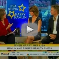 Lisa rinna interview