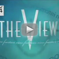 Dancing With the Stars Cast on The View: Part I
