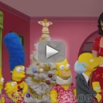 Beautiful Katy Perry Visits The Simpsons