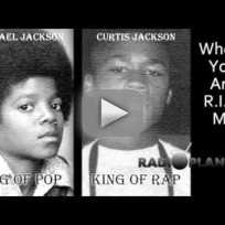Michael Jackson Feat. 50 Cent: Monster