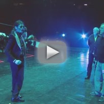 Michael Jackson Tour Rehearsal