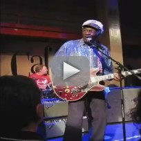 Chuck berry johnny b goode live