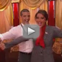 Bristol Palin Dancing With the Stars Debut