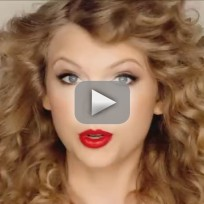 Taylor Swift CoverGirl Commercial
