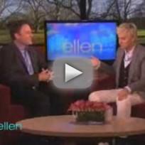 Chris Harrison on Ellen