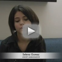 Selena Gomez Haiti Message