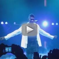 Usher Live in Berlin