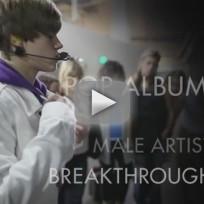 Justin Bieber Commercial