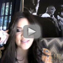 Khloe Kardashian Vlog