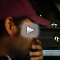 Taxi Driver Imitates Michael Jackson