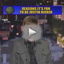 Justin Bieber Top 10