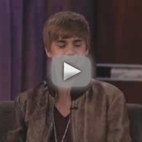 Justin bieber on jimmy kimmel