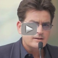 Charlie Sheen Offers Advice For Lindsay Lohan