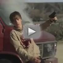 Justin Bieber Shot!