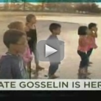 Kate Gosselin on The Talk