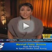 Paris, Prince, Blanket and Katherine Jackson on GMA