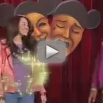 Disney Acting School Skit