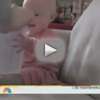 Laughing Baby on Today Show