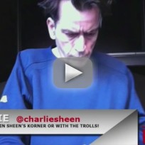 Sheen's Korner, Episode Three