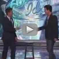 Adam Lambert Returns to American Idol