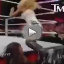 Snooki on WWE