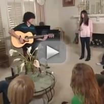 Rebecca Black Unplugged