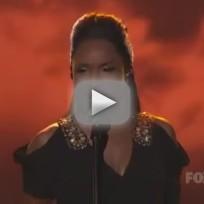 Jennifer Hudson - Where You At (American Idol)