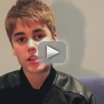 Justin Bieber Speaks on Japan