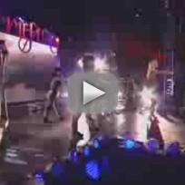 Britney Spears on Jimmy Kimmel Live - Till the World Ends