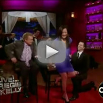 Carrie ann inaba engaged on tv