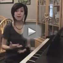 "Christina Grimmie Covers ""Who Says"""