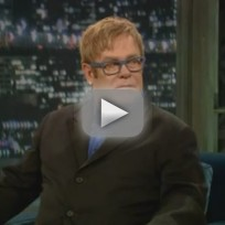 Elton John Defends Glee