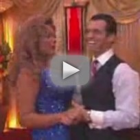 Dancing With the Stars Week 3 - Wendy and Tony