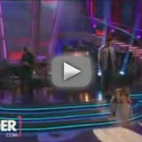 Dancing With the Stars Week 3 - Kirstie and Maks