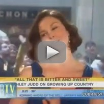 Ashley judd on today
