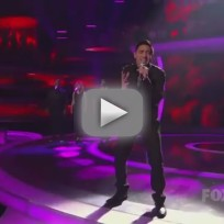 Stefano Langone - When A Man Loves A Woman (American Idol)