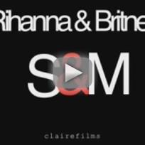 Rihanna & Britney Spears - S&M (Remix)